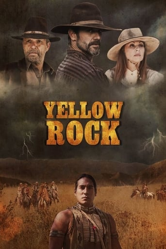 Poster of Yellow Rock