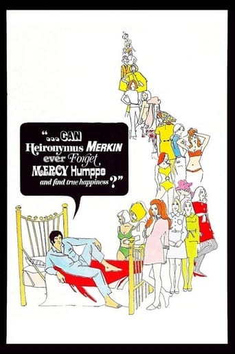 Poster of Can Heironymus Merkin Ever Forget Mercy Humppe and Find True Happiness?