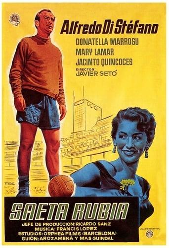 Poster of Saeta rubia