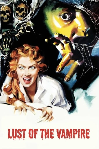 Poster of Lust of the Vampire