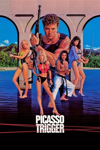Poster of Picasso Trigger