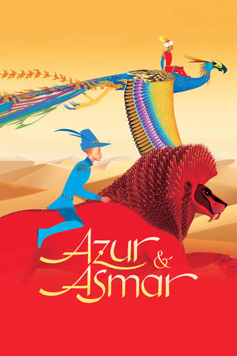 Poster of Azur & Asmar: The Princes' Quest