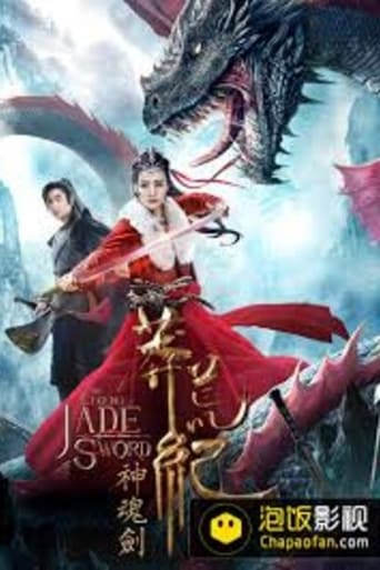 Poster of The Legend of Jade Sword