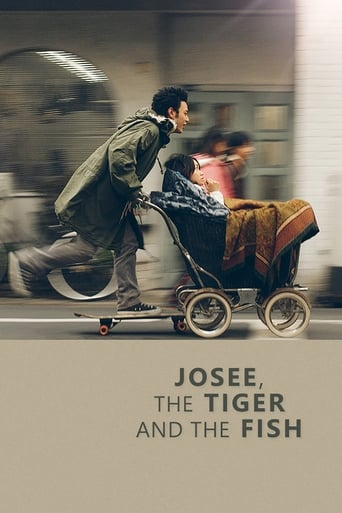 Poster of Josee, the Tiger and the Fish