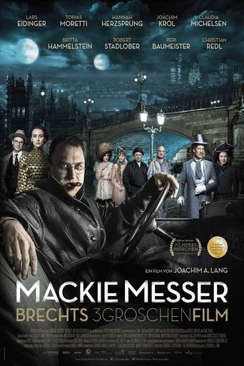 Poster of Mackie Messer - Brechts Dreigroschenfilm