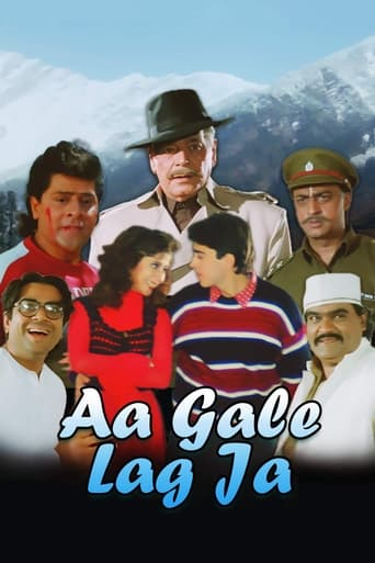 Poster of Aa Gale Lag Jaa