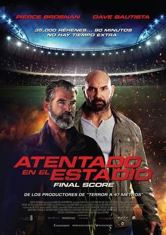 Poster of Atentado en el Estadio