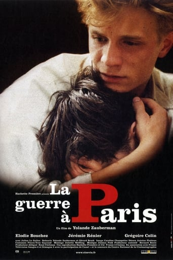 Poster of The War in Paris