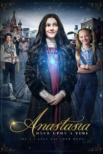 Poster of Anastasia: Once Upon a Time