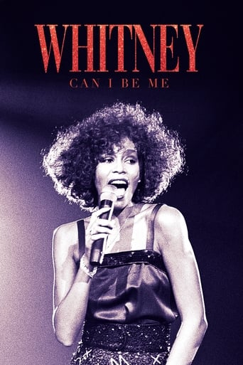 Poster of Whitney: Can I Be Me