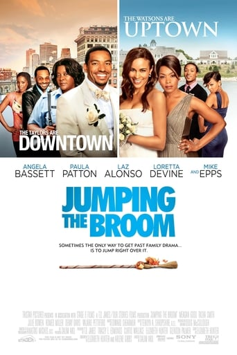 Poster of Jumping the Broom