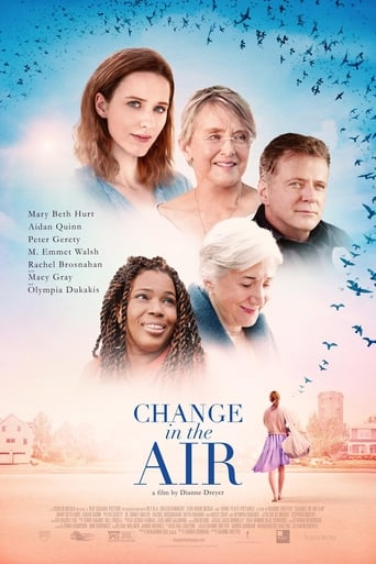Poster of Change in the Air
