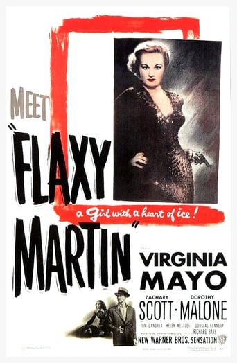 Poster of Flaxy Martin