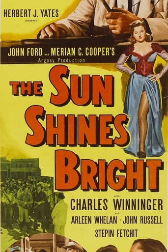 Poster of The Sun Shines Bright