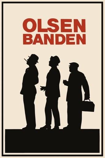 Poster of Olsen-banden