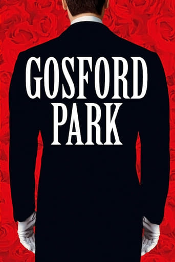 Poster of Gosford Park
