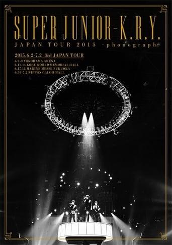 Poster of Super Junior-K.R.Y. Japan Tour 2015: Phonograph