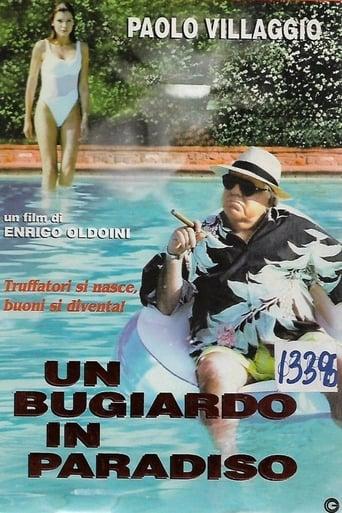 Poster of Podvodníček v ráji