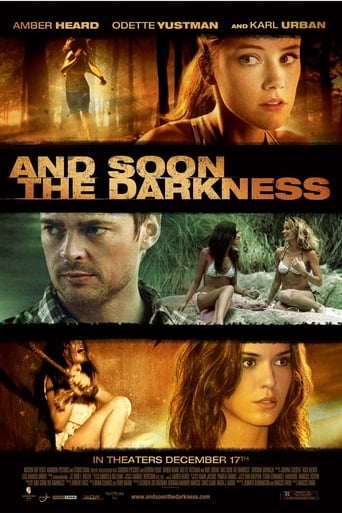 Poster of And Soon the Darkness