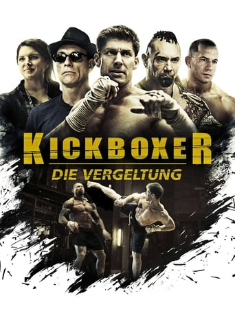 Filmplakat von Kickboxer - Die Vergeltung