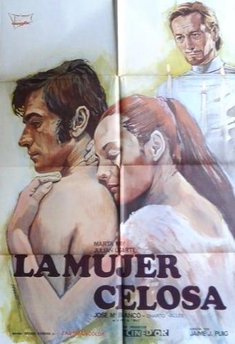 Poster of La mujer celosa
