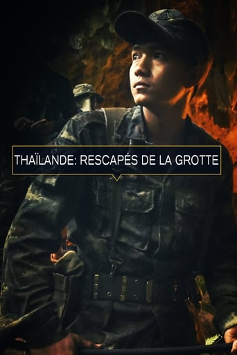 Poster of Operation Thai Cave Rescue
