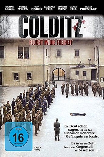 Poster of Fuga de Colditz