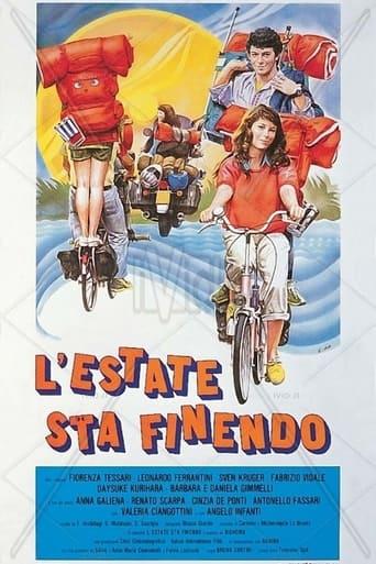 Poster of L'estate sta finendo
