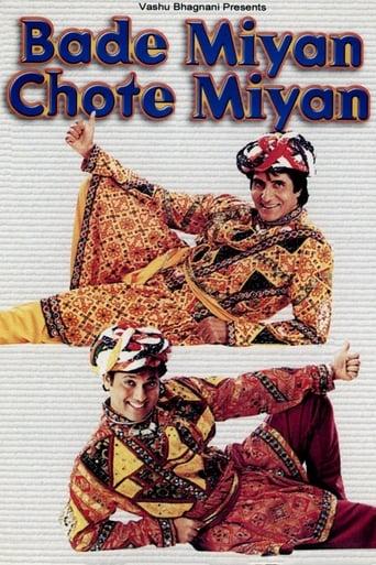 Poster of Bade Miyan Chote Miyan