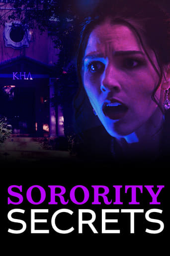 Poster of Sorority Secrets