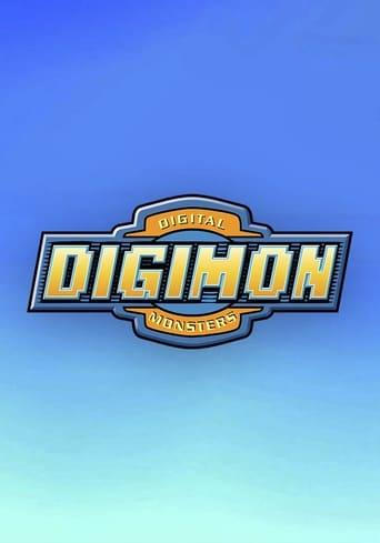 Filmplakat von Digimon