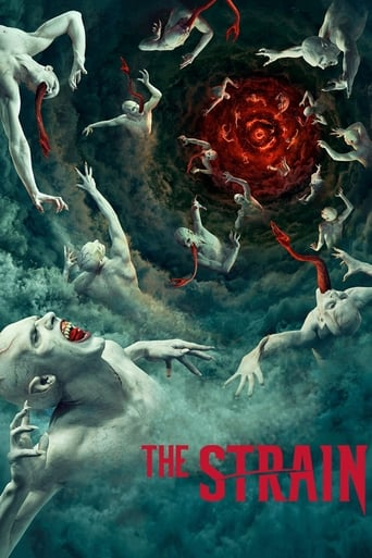 Poster of The Strain
