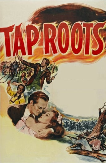 Poster of Tap Roots