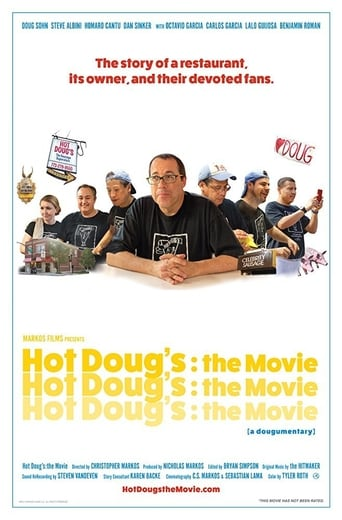 Poster of Hot Doug's: The Movie
