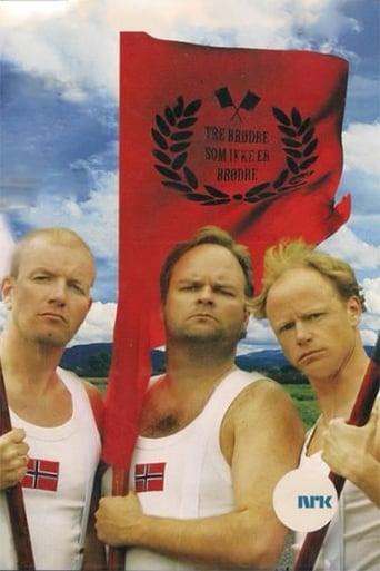 Poster of Tre brødre som ikke er brødre