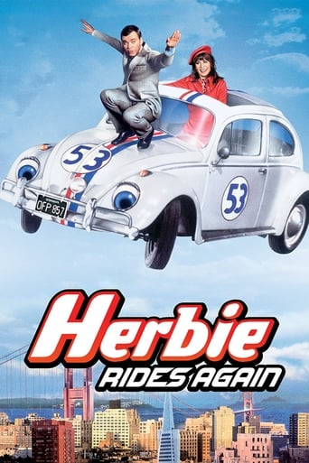 Poster of Herbie Rides Again