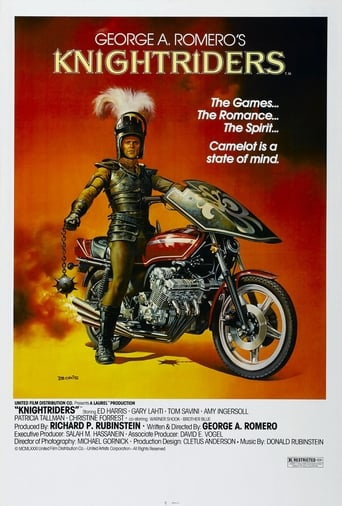 Poster of Knightriders