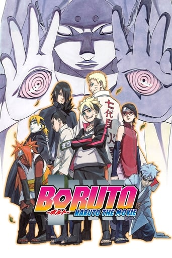 Poster of Boruto: Naruto the Movie