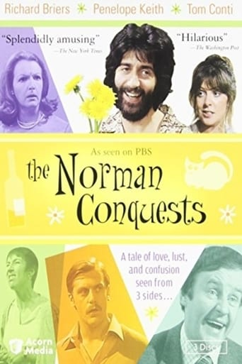 Poster of The Norman Conquests