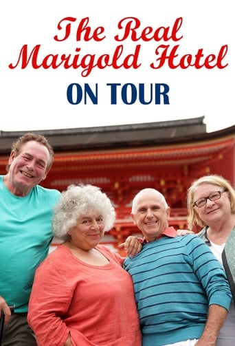 Poster of The Real Marigold on Tour
