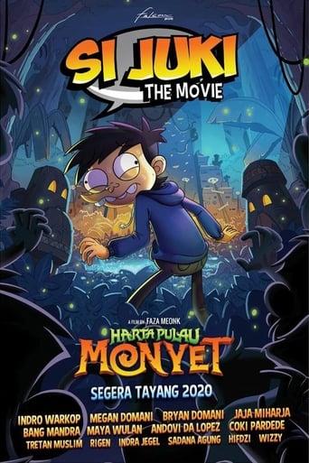 Poster of Si Juki the Movie: Hantu Pulau Monyet