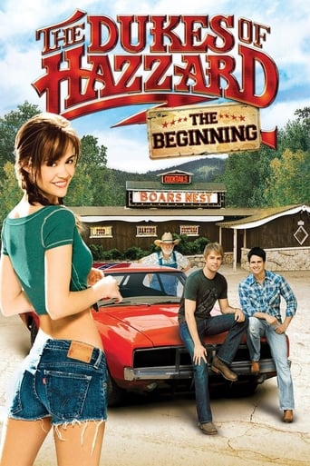 Poster of The Dukes of Hazzard: The Beginning