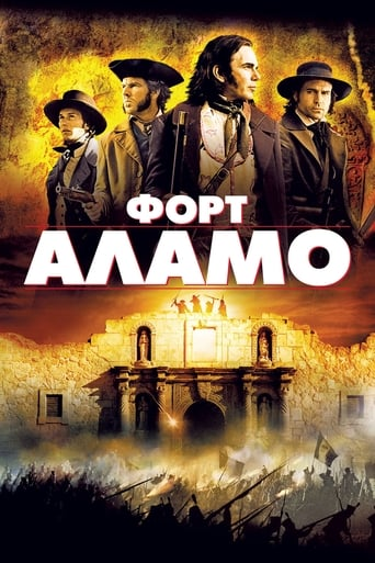 Poster of Форт Аламо