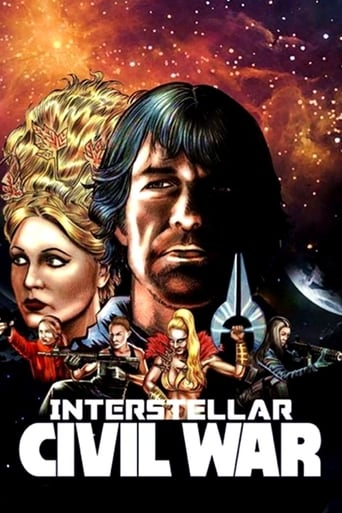 Poster of Interstellar Civil War: Shadows of the Empire