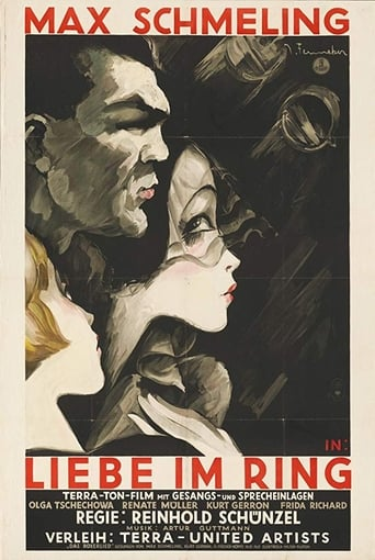 Poster of Love in the Ring