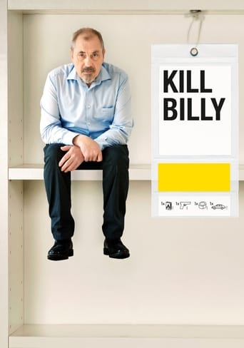 Filmplakat von Kill Billy