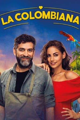 Poster of La Colombiana