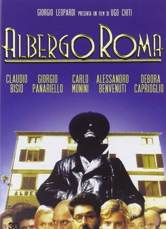 Poster of Albergo Roma