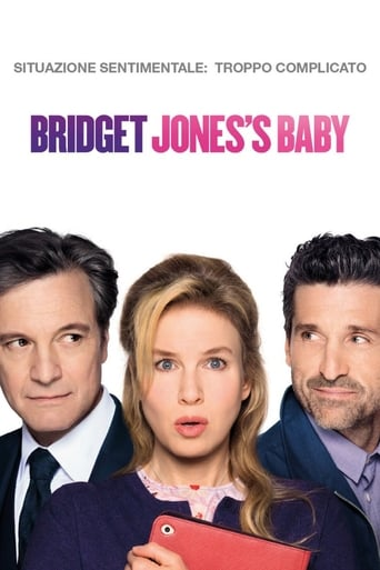 Poster of Bridget Jones's Baby