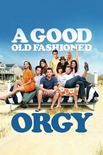 Poster of A Good Old Fashioned Orgy